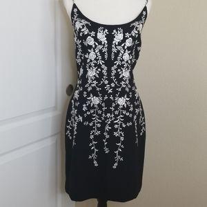 Maggie London sleeveless dress size 14